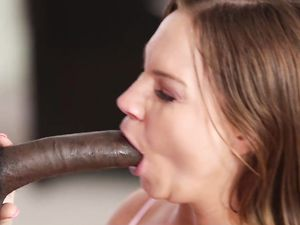 Interracial Fucking And A Creampie For The Teen Girl