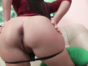 Testicle Sucking Teen Slut Craves Hot Anal Sex