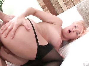 Natural D Cups Teen Double Penetrated Like A Slut