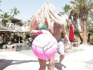 Get That Bikini Off And Take His Dick Slut