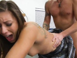 Cute Student And The Music Teacher Fucking Hardcore