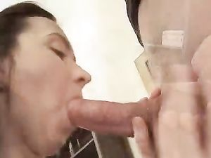 Sporty Teen Worships Dick And Gets Laid Hardcore