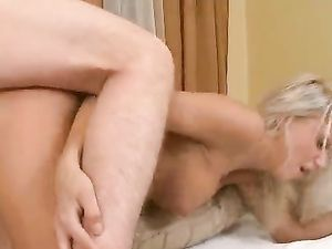 Perky Boobs Teen Is A Slutty Cock Rider For Him