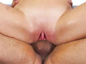 Alli Rae Facial After Fantastic Casting Sex