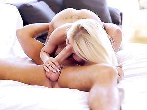 Pure Hardcore Pleasure With A Stunning Blonde Babe