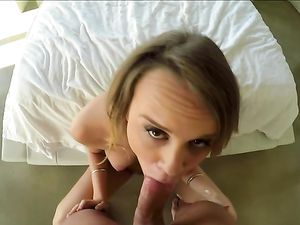 Put Your Dick In Alexis Adams In Naughty POV