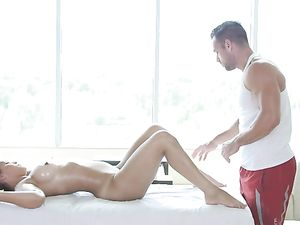 Tit Massage Is The Key To Getting Inside Her
