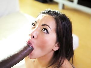 Only BBC Can Truly Satisfy This Gorgeous Asian Girl