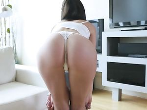 Tight Ass Teenager Licked And Fucked By Her Man