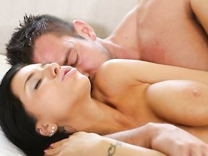 Fuckable Beauty Romi Rain Pounded On A Beautiful Morning
