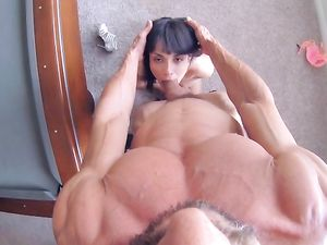 Fuck A Pornstar In POV And Cum On Her Pussy Lips