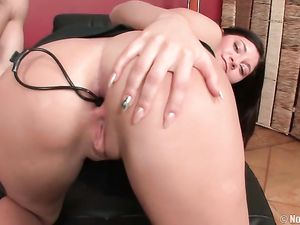 Pleated Skirt Slut Is Ready For Her Anal Scene
