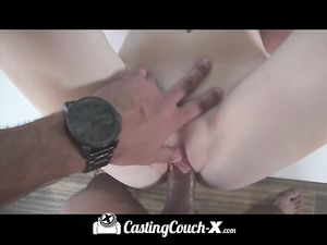 Casting Agent Likes His Teen Sluts Nice And Skinny